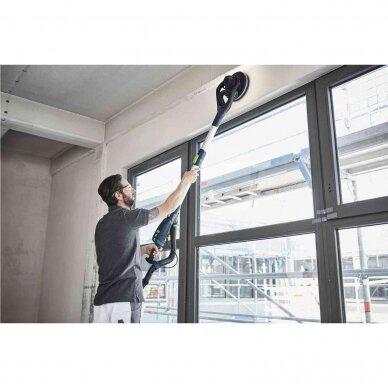 FESTOOL PLANEX LHS 2 225 EQI-Plus Sienų ir lubų šlifavimo įrankis (575990) 5