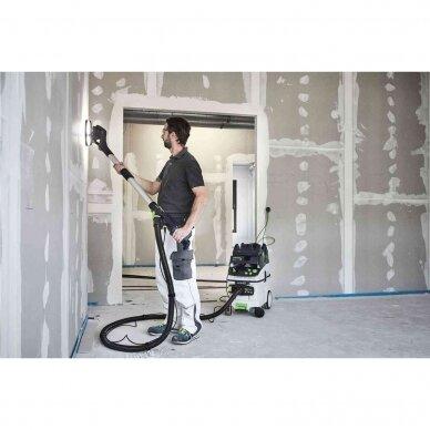 FESTOOL PLANEX LHS 2 225 EQI-Plus Sienų ir lubų šlifavimo įrankis (575990) 6