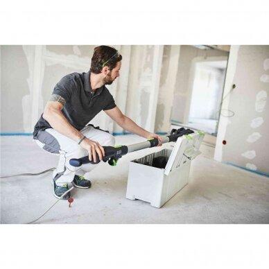FESTOOL PLANEX LHS 2 225 EQI-Plus Sienų ir lubų šlifavimo įrankis (575990) 8