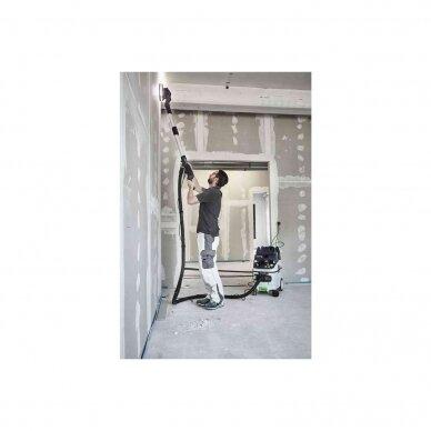 FESTOOL PLANEX LHS 2 225 EQI-Plus Sienų ir lubų šlifavimo įrankis (575990) 9
