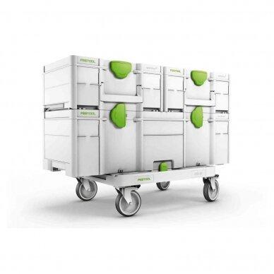 FESTOOL Systainer³ SYS3 XXL 237 įrankių dėžė 204850 2
