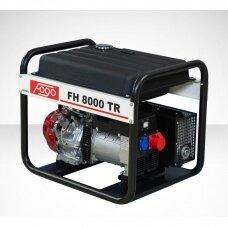 Fogo FH8000TR generatorius