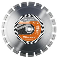 Husqvarna deimantinio pjovimo diskas asfaltui Ø400x20/25,4 Vari-Cut S85