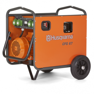 Husqvarna CFG 67 generatorius
