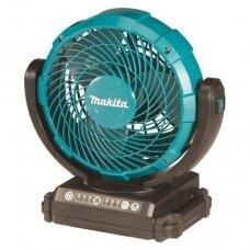 MAKITA DCF102Z Akumuliatorinis ventiliatorius (18V BE AKUMULIATORIŲ IR KROVIKLIO)