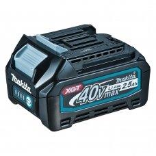 Makita BL4025 XGT® 40V akumuliatorius 2,5Ah