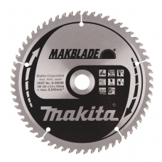 Makita Pjovimo diskas 190x20x2,0mm 60T 5° B-09042