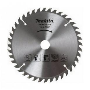 Makita Pjūklo diskas 165x20x40T  D-03349