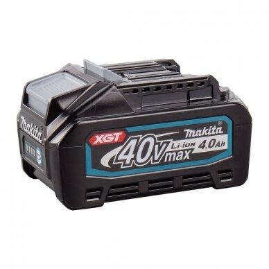 Makita BL4040 XGT® 40V akumuliatorius 4,0Ah