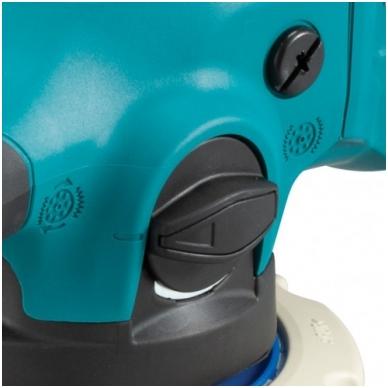 Makita DPO600Z akumuliatorinė poliravimo mašina (18v; be akumuliatorių ir krovilkio) 3
