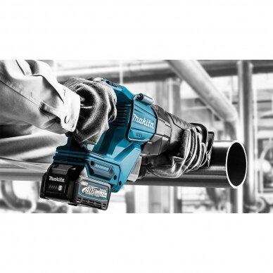Makita JR001GZ Tiesinis pjūklas XGT®  (40V Komplektuojamas be akumuliatoriaus ir kroviklio) 6