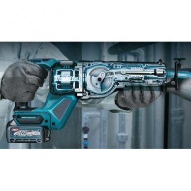 Makita JR001GZ Tiesinis pjūklas XGT®  (40V Komplektuojamas be akumuliatoriaus ir kroviklio) 7