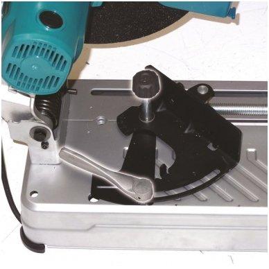 Makita LW1400 metalo pjaustyklė 5