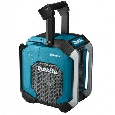 Makita MR002G Radijas su Bluetooth funkcija (XGT, LXT, CXT, 220V, Be akumuliatorių ir kroviklio) 3