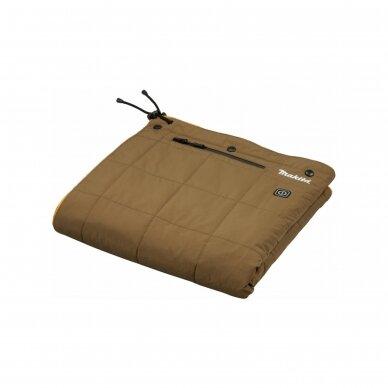 Makita šildymo antklodė DCB200B (Be akumuliatorių ir kroviklio)
