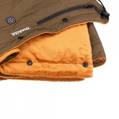 Makita šildymo antklodė DCB200B (Be akumuliatorių ir kroviklio) 2