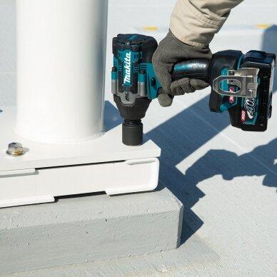 Makita TW007GZ XGT ® Akumuliatorinis smūginis veržliasukis  (40V komplektuojamas be akumuliatorių ir kroviklio) 2
