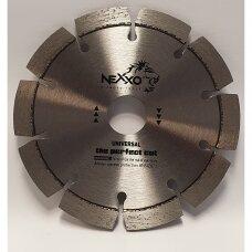 Nexxo deimantinio pjovimo diskas betonui Ø125x22,2
