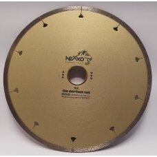 Nexxo deimantinio pjovimo diskas keramikai, akmens masei, porcelianui Ø200x25,4