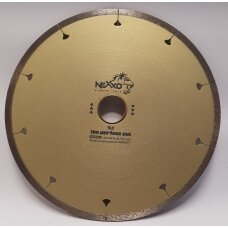 Nexxo deimantinio pjovimo diskas keramikai, akmens masei, porcelianui Ø230x25,4