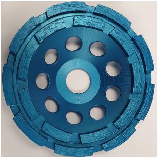 Nexxo Eco Deimantinė šlifavimo taurė 125 mm