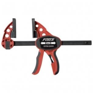 PIHER Greitos fiksacijos spaustuvas Extra Quick 8x45cm, max 150kg