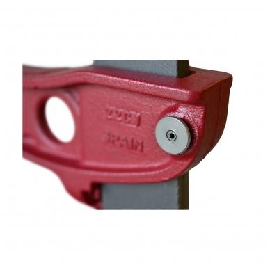 PIHER Spaustuvai MAXI F 40cm, žiočių gylis 12cm, max 9000N 9
