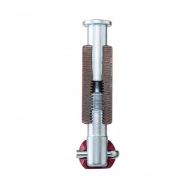 PIHER Spaustuvai MAXI F 60cm, žiočių gylis 12cm, max 9000N 3