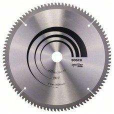 BOSCH Pjovimo diskai medienai ir aliuminiui