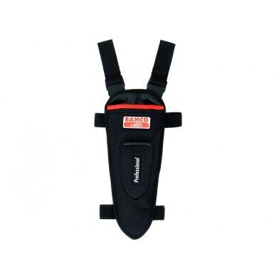 Practical lopper holster with adjustable belts