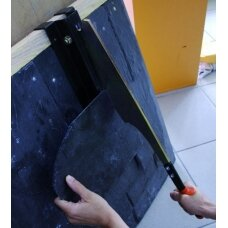 Skalūno giljotina, peilio ilgis 210mm, plokštelės storis iki 7mm Edma