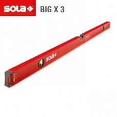 SOLA BIGX 3 80 Aliumininis gulsčiukas