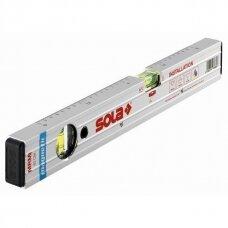 Sola MRMI 40 aliuminis magnetinis santechniko gulsčiukas (40cm)