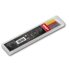 Sola SC TLM2 keičiamos šerdelės automatiniam pieštukui (spalvotos)
