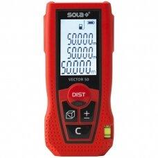 SOLA Vector 50  lazerinis matuoklis atstumų