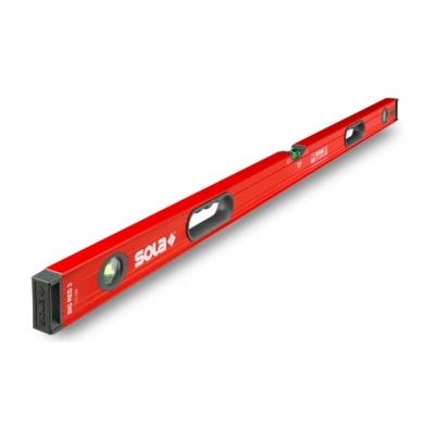 Sola BIG RED 3 200 aliuminis gulsčiukas (200cm)