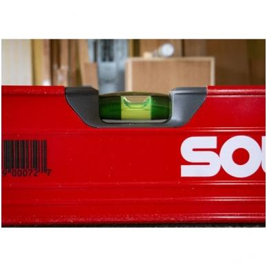 Sola BIG RED 3 240 aliuminis gulsčiukas (240cm) 3