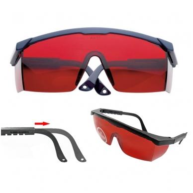 SOLA LB RED akiniai raudonam lazerio spinduliui geriau matyti 2