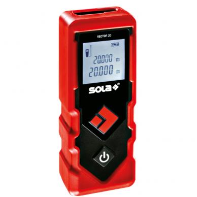 Sola VECTOR 20 lazerinis atstumų matuoklis