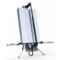 Sulankstomos elektrinės EPS ir XPS putlpasčio pjaustymo staklės, max 1400x320mm