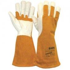 Suvirintojo pirštinės M-Safe Premium Welder 53-800, dydis 10/XL