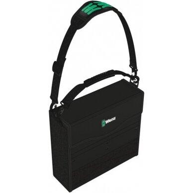 Tekstilinis krepšys dėžė Wera 2Go 2