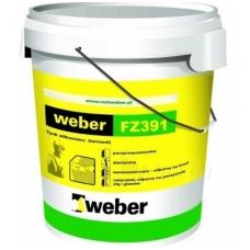 weber FZ391 Silikoniniai fasadiniai dažai 10kg