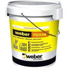 weber TD336 Silikatinis–silikoninis dekoratyvinis tinkas 30 kg