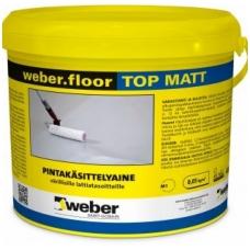 weber.floor Top Matt Apsauginis impregnantas  4 kg talpa