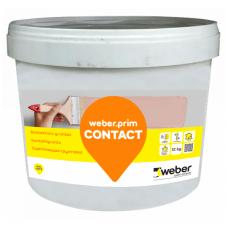 weber.prim CONTACT Kontaktinis gruntas 12 kg  plastikinis kibiras