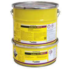 weber.tec 827/827 S Superflex 40/40 S Epoksidinė dvikomponentė hidroizoliacija 2 kg