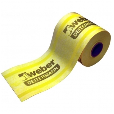 weber.tec 828 DB75/DB150 Hidroizoliacinė juosta 10m rulonas