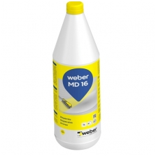 weber.vetonit MD16 (4716) Grunto koncentratas  1 l bakelis