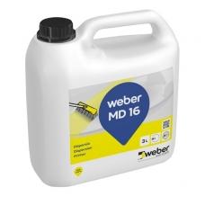weber.vetonit MD16 (4716) Grunto koncentratas  3l bakelis